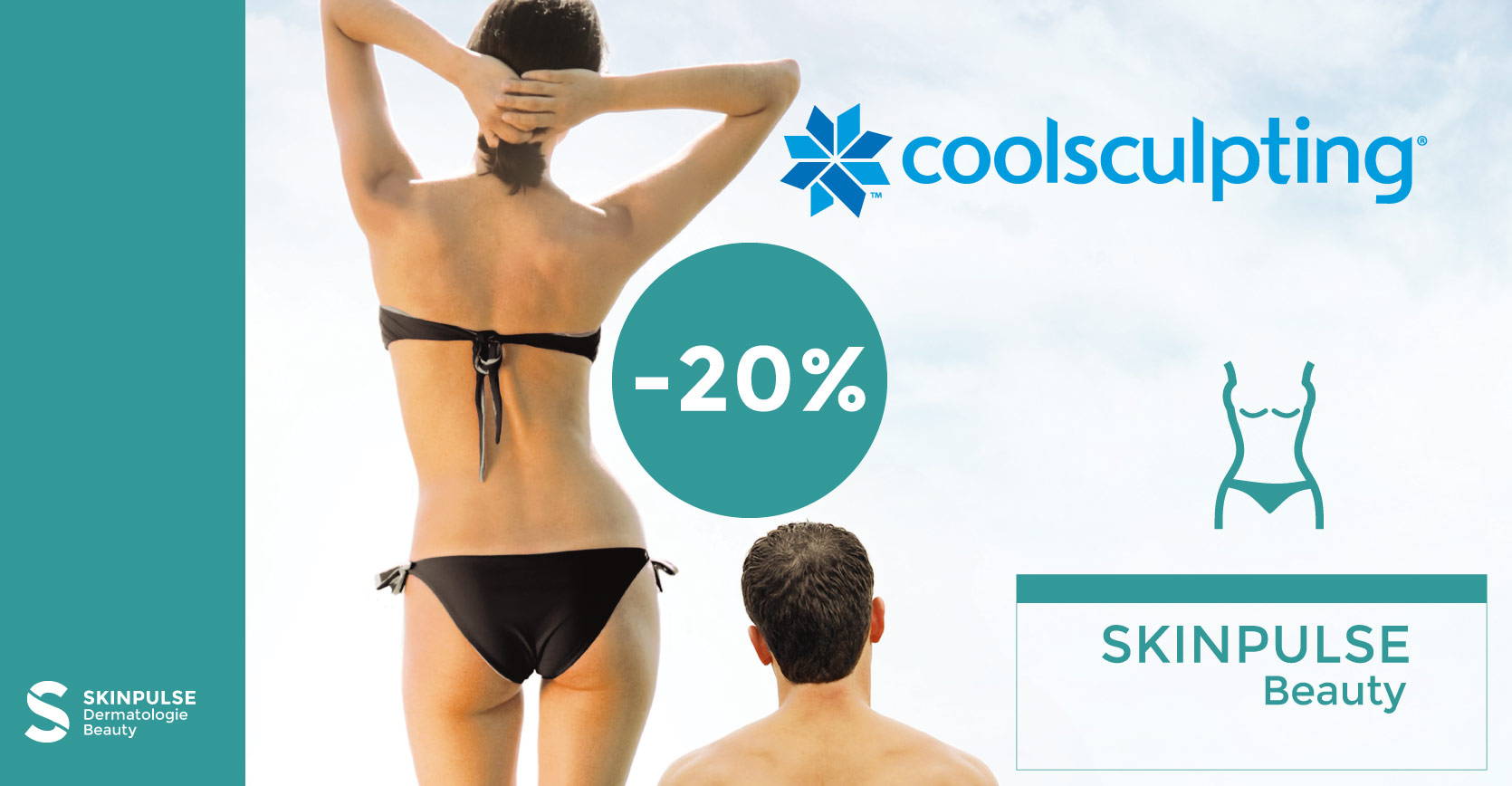 COOLSCULPTING ™ SUMMER OFFER -20%